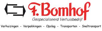 Bomhof Verhuisbedrijf